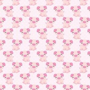Barnyard Piggies