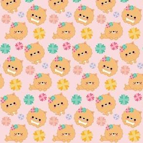 Cute Pomeranian Print