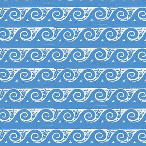 mäander-blue-white