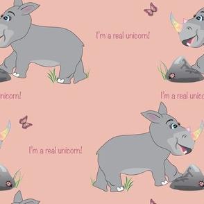 Rhinocorn Rhino