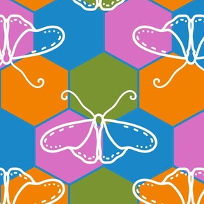 Butterfly Blueprint