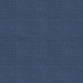 Linen, Washed Blue Denim