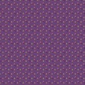 ©2011 Micro20 Purple Finch and Fleur de Lis