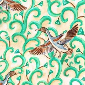 Birds on the Nile