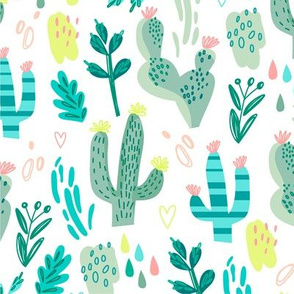 Cacti dance