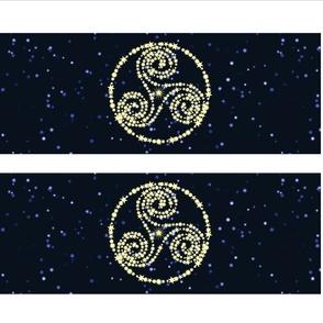 Triskele Constellation - Long