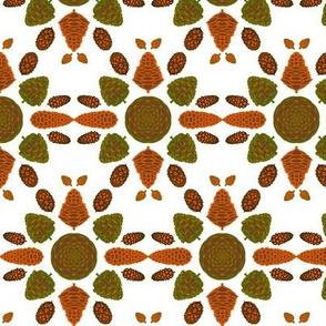 Pine Cones Redux