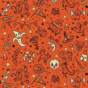 Halloween_Doodles