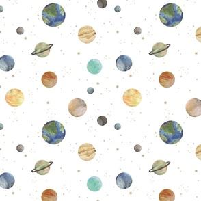 Solar System (Medium)