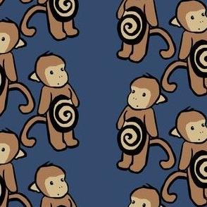 Swirl-Belly Monkeys