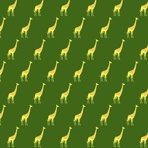 Giraffe_Green