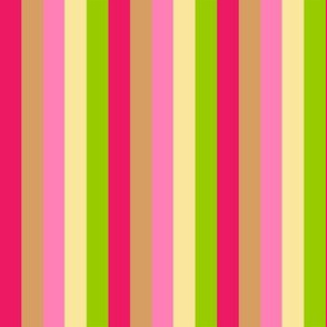 SAGE Tea_Stripes_Multi