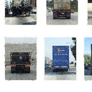 288 Trucks (Vibrance)