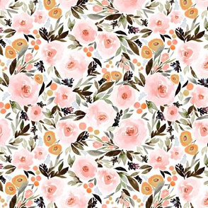 Indy bloom Design Blush Blossom Black