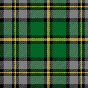 "Cape Breton tartan, 6"" modern colors"