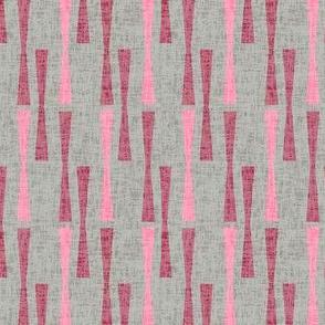 15-11AE Mid-century Modern Linen