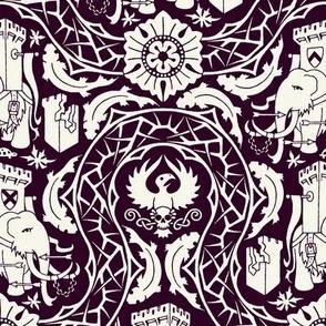 Battle Mammoths (Purple)