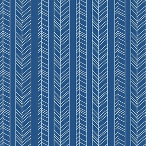 Fallen Stripes Dark Blue