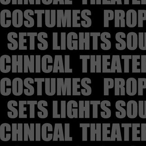 Technical Theatre - COTTON FABRICS