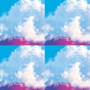Crumpled Clouds, S