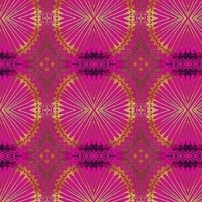 TangleCircles Pink