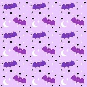 Halloween Cutie Bats - Lavender