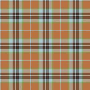 Thomson/MacTavish hunting tartan, ancient