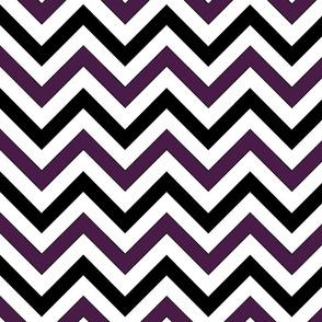 Dirigible (Purple) Chevron