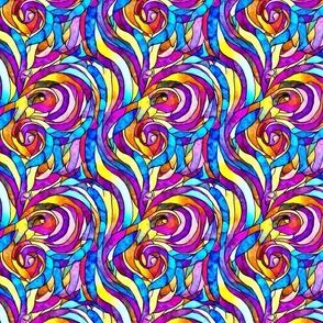 Hexagon_Cube_Tangrams_Pattern1