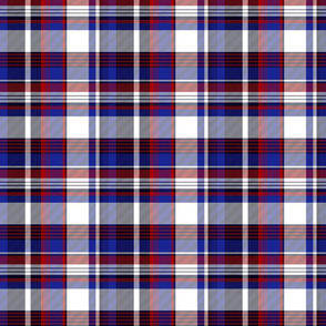 "Quebec tartan (Pik Mills) - 6 x 4.75"""