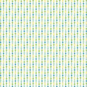 Bead Curtain - Green