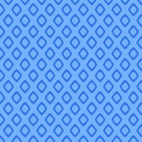 Polar Blue Diamonds Light