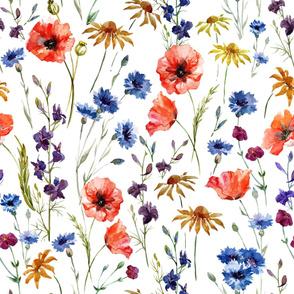 Lg Wildflowers