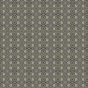 Blue Polygons-ed