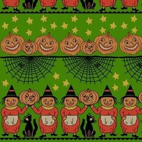 Pumpkin People green