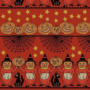 Pumpkin People orange