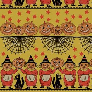 Pumpkin People yellow