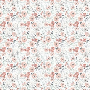 MINI Soft Meadow Floral