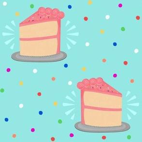 Piece of Cake! (Aqua)