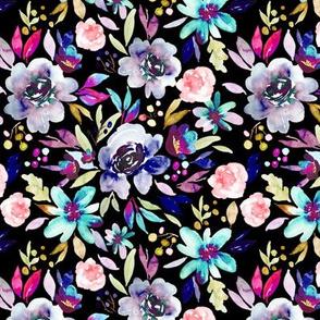 Indy Bloom Design Berry Rose Black C