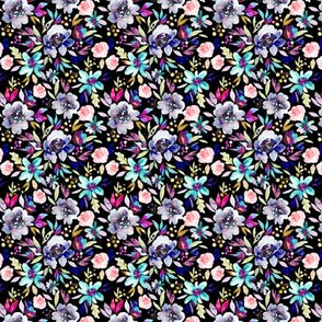 Indy Bloom Design Berry Rose Black A