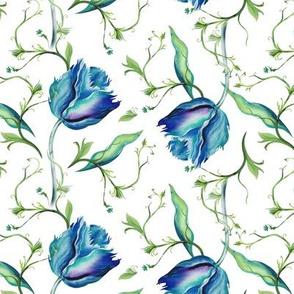 blue_tulip_and_vines