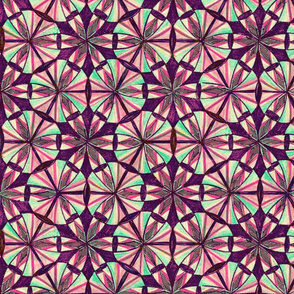 Hand Drawin Kaleidoscope_Pattern 70