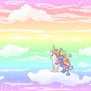 Rainbow Caticorn