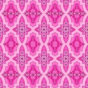 Marrakesh Pink persian bohemian // kilim // moroccan // bohemian