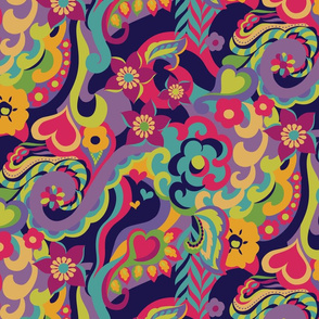 70s Psychedelic Groove
