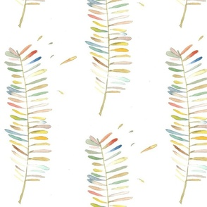 Rainbow Leaf Branch