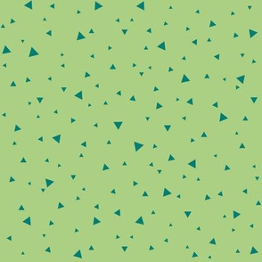 boho_Dancing_Triangles_Green