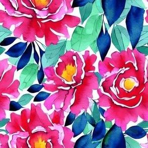 Star Mosaic  Pattern Fabric