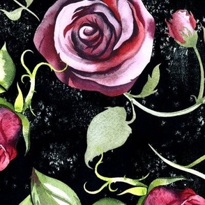 Roses_Black_Texture
